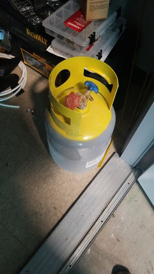 26lb tank, r22 / r143 freon , etc for Sale in North Las Vegas, NV