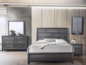 Brand new queen size bedroom set $599 financing available for Sale in Hialeah, FL