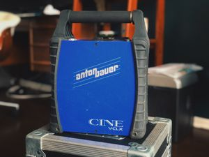 Anton Bauer Cine VCLX Battery + Innerspace Case for Sale in Los Angeles, CA