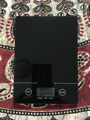 Kitchen digital scale for Sale in Humble, TX