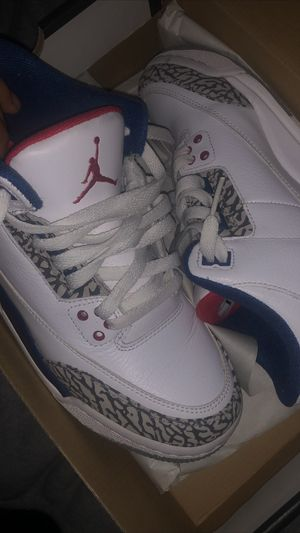 Jordan 3's size 7 for Sale in Kemah, TX