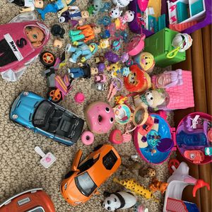 My Daughters Toys! for Sale in Tustin, CA