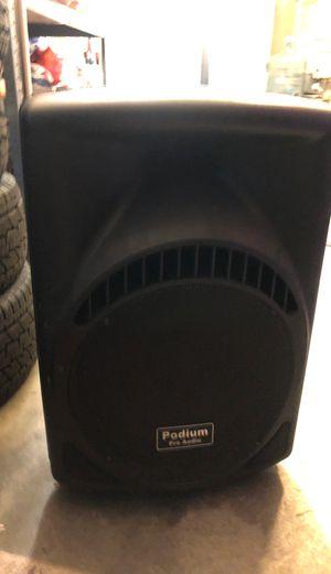 Podium - pro audio for Sale in Los Angeles, CA