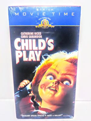 Child's Play VHS for Sale in Garland, TX