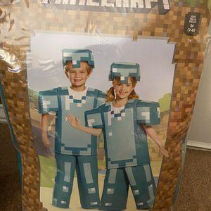 Minecraft costume for Sale in Riverside, CA
