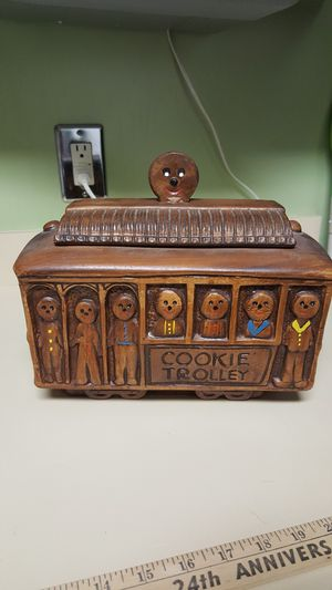 Treasure Craft Cookie Trolley for Sale in Daphne, AL