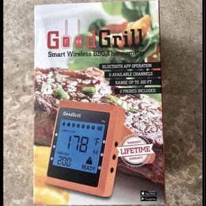 Bbq Bluetooth Thermometer for Sale in Suisun City, CA
