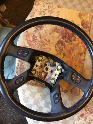 Chevy and GMC steering wheel for Sale in Selma, CA