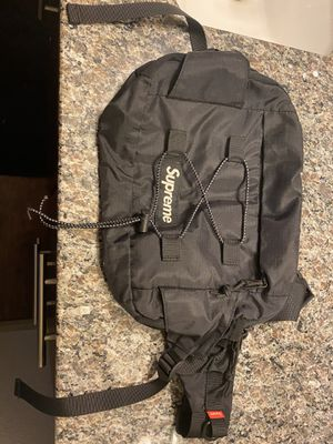 Supreme Waist Bag SS17 Black for Sale in Cypress, TX