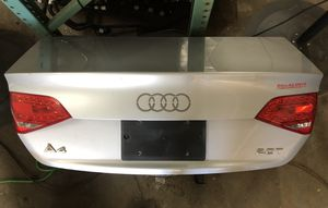 PARTS OUT AUDI A4 2012-2014 TRUNK LID PARTES for Sale in Opa-locka, FL