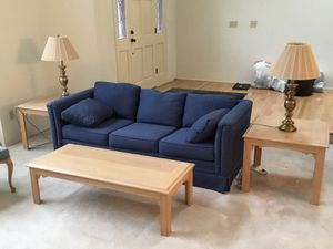 Couch and tables for Sale in Woodinville, WA