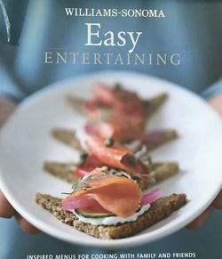 Easy Entertaining by Williams-Sonoma for Sale in Evanston,  IL