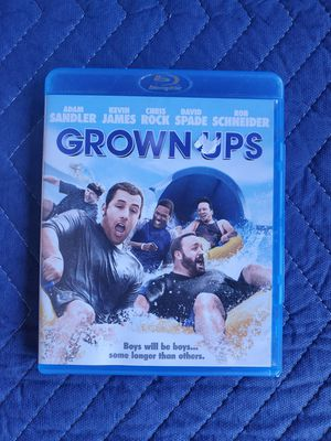 Grown Ups Blu-ray Disc, 2011 great movie for Sale in Newport News, VA