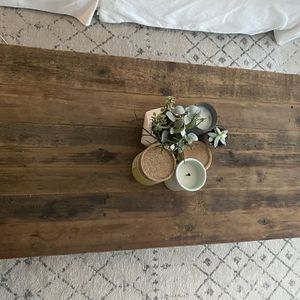 Wood Coffee Table for Sale in Aurora, CO