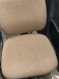 Beautifully upholstered Office chairs, Like new for Sale in Lorton,  VA