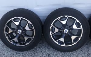 Subaru Crosstrek Tires & RIMS for Sale in Arlington, WA