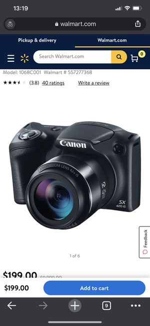 Canon SX420 IS for Sale in Garland, TX