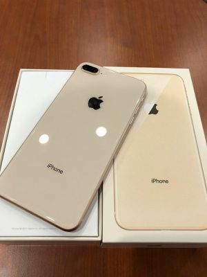 IPhone 8 plus 64gb factory unlocked brand new for Sale in Houston, TX