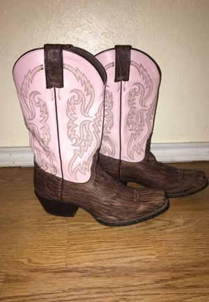 Nocona Boots Size 8 & 1/2 for Sale in Arlington, TX