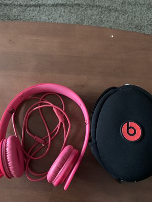 Beats Headphones 1st Generation Solo HD for Sale in Stafford, TX