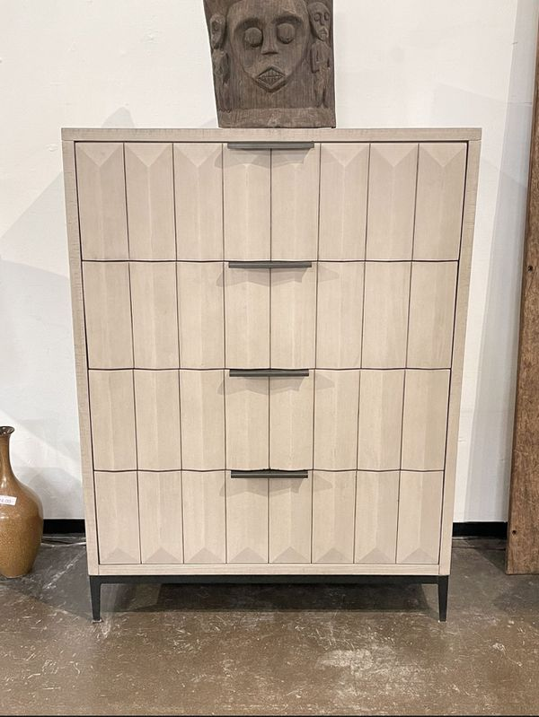 New Solid Pine Wood Modern Dresser