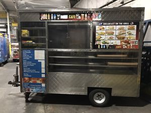 Caffe donuts pushcart for Sale in Queens, NY