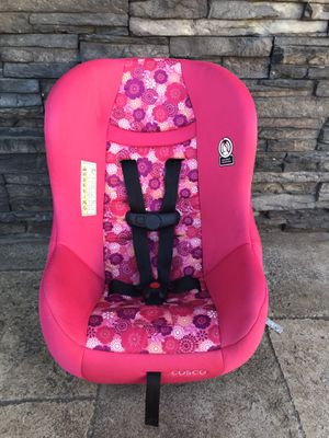 LIKE NEW REAR AND FORWARD FACING CAR SEAT!!! for Sale in Bloomington, CA
