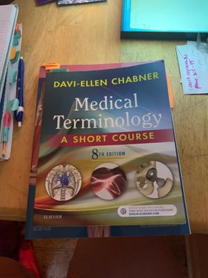 Medical terminology book for Sale in Paris, KY