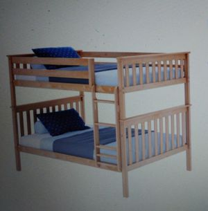 Twin bunk beds NEW for Sale in College Park, GA