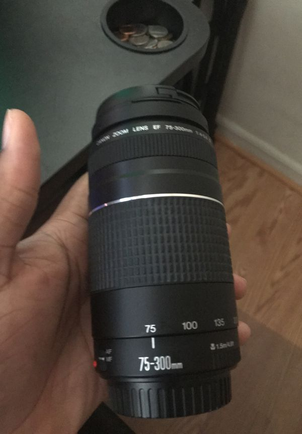 Canon T2i w/ Two Lenses