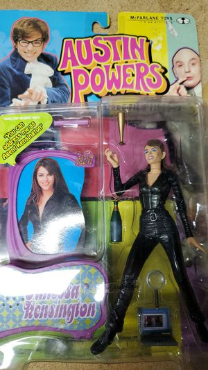 McFarlane toys Austin Powers Vanessa Kensington action figure for Sale in Brentwood, CA