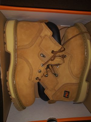 Timberland steeltoe work boots size 10.5 for Sale in Bradenton, FL