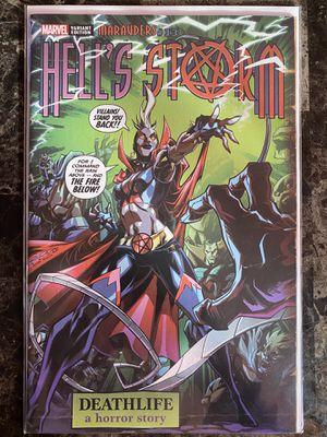 Marauders #13 Hellstorm Variant (Marvel Comics) for Sale in Newark, CA