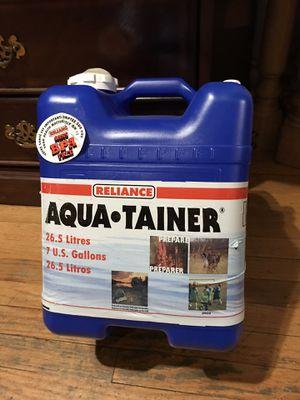 Aqua-tainer for Sale in Chicago, IL