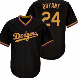 Kobe Bryant Dodgers Black Jersey for Sale in Hawthorne, CA