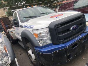 2012 Ford F450 power stroke 6.7 turbo diesel dynamic wrecker for Sale in Bronx, NY