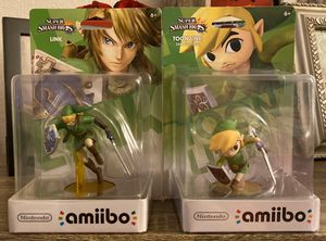 Amiibo Link set for Sale in Corona, CA