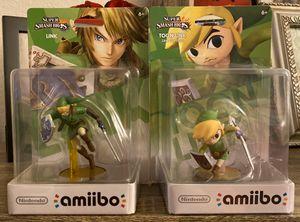 Amiibo Link set for Sale in Corona, CA