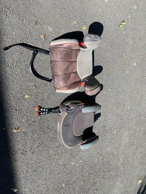 Booster seats- $10 each for Sale in Falls Church, VA