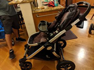 CitySelect Double Stroller w/Attachments for Sale in San Diego, CA