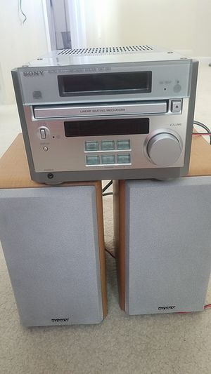 Sony RB5 Stereo system for Sale in Oakland, CA