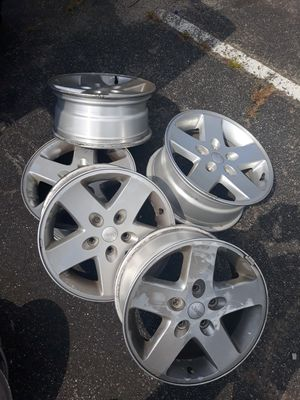 Jeep wrangler wheels for Sale in UPR MARLBORO, MD