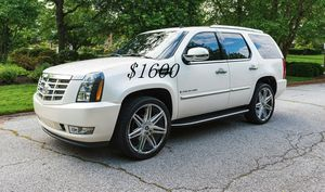 🍀I sell👍my🆕family🍀Suv $1,600🍀2008 Cadillac🍀 for Sale in Richmond, VA