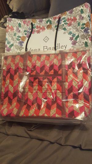 Vera Bradley Tote with gift bag for Sale in Dallas, TX