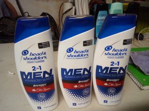 Men Head & Shoulders for Sale in Visalia, CA