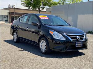 2018 Nissan Versa Sedan for Sale in Merced, CA