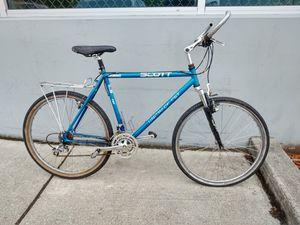 4 Vintage Bicycles Scott, Univega, Novara, Rollfast. for Sale in Everett, WA