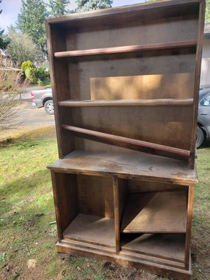 FREE!!! 2 shelves/cabinet! FCFS No Holds! for Sale in Portland, OR