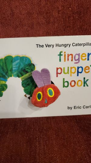 Finger puppet book for Sale in Bellevue, WA