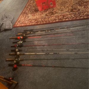 Vintage Fishing Rods And Combos for Sale in Stanwood, WA
